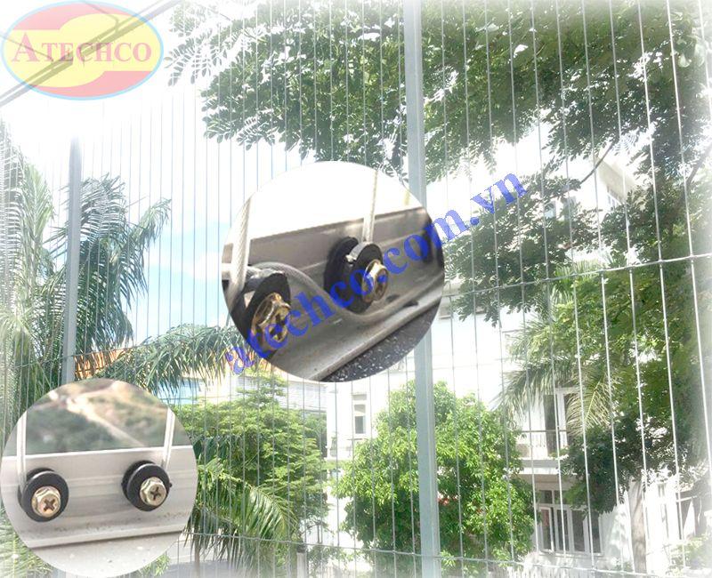 lưới an toàn sân thượng